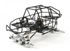 1/10 Rollkäfig Typ Trail Racer 4WD Crawler (Kit)