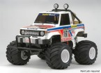 Tamiya Maßstab 1:10 Mitsubishi Montero Wheelie Kit 58499