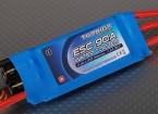 Turnigy Aquastar 90A Wassergekühlt ESC