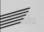 Carbon-Streifen 0.5x3x750mm (5pcs / set)