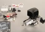 Turnigy 30cc Gasmotor w / CDI-Zündung und Original Walbro Vergaser