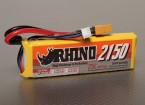 Rhino 2150mAh 2S 7.4V 25C Lipo-Pack
