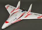 Skyfun Flugzeug v1.1 w / 2500kv Brushless Motor 875mm EPS (PNF)