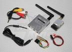 SkyZone 5.8Ghz 200MW FPV Wireless-AV-Tx & Rx Set