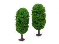 HobbyKing Model Railway Scale Trees with Base 90mm (2 pcs)