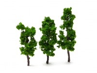 HobbyKing Model Railway Scale Trees 70mm (3 pcs)