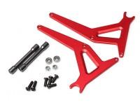 1/8 HKM 390 Motorbike - Bike Stand (Red)