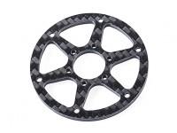 1/8 HKM 390 Motorbike - Replacement Front Wheel Rim Plate