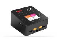 ISDT D2 200W 20A AC Dual Channel Smart Balance Charger (EU plug)
