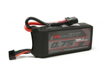 Turnigy Graphene 750mAh 4S 65C Lipo-Pack (Short Lead)