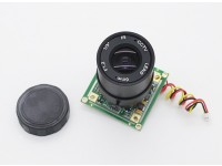 03.01-Zoll Sony CCD-Videokamera 700TV Linien F1.2 (PAL)