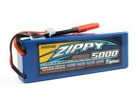 ZIPPY 5000mAh 2S1P 30C Hardcase-Pack