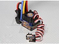 HobbyKing® ™ 35A Sensored / Sensorless Auto ESC (1: 10/1: 12)