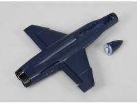 Blue Angels F-18 - Ersatz des Rumpfs