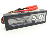 Turnigy 5000mAh 2S2P 40C Hardcase-Pack (ROAR approved)