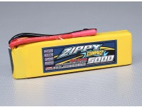 ZIPPY Compact 5000mAh 3S 25C Lipo-Pack