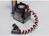 HobbyKing® ™ X-Car 45A Brushless Car ESC (sensored / geber)