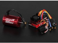 Turnigy Trackwasserdicht 1/10 Brushless Power System 5200KV / 80A