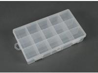 Kunststoff-Multi-Purpose-Organizer - Große 15 Fach