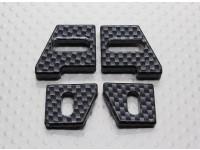 Batteriehalter mit Balancer Turnigy TD10 4WD Tourenwagen (1 Satz)