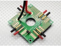 Hobby König Quadcopter Power Distribution Board Lite.