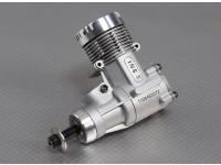 INC 0,46 Glow Motor mit Schalldämpfer (ABC Kolben / Buchsenanordnung)