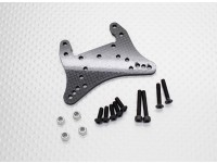 Carbon-Faser-Front Shock Tower - 10.01 Quanum Vandal 4WD Racing Buggy