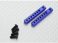 Aluminiumkörper Post - 1/10 Quanum Vandal 4WD Racing Buggy (2 Stück)