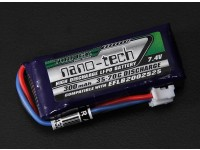 Turnigy Nano-Tech-300mAh 2S 35 ~ 70C Lipo-Pack (E-flite EFLB2002S25 micro Serie kompatibel)