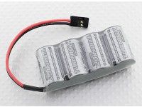 Turnigy Receiver Pack 2 / 3A 1500mAh 4,8V NiMH High Power Serie
