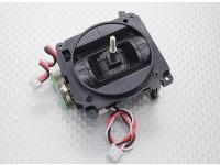 Transmitter Gimbal-Set (links) - Turnigy 9XR Transmitter Mode 2