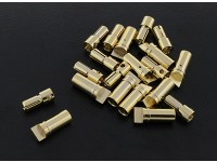 3,5-mm-Gold-Compact-Anschluss (10pairs)