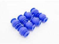 Schwingungsdämpfung Balls (150g = blau) (8 Stück)