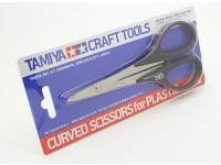 Tamiya Gebogene Scheren für Kunststoff