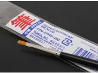 Tamiya High-End Flachpinsel (Artikel 87045)
