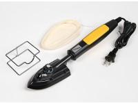 Turnigy 110W Heat Sealing Eisen mit Socke und Stand 110v (USA Std 2 Pin-Stecker)