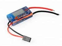 Hobbyking Q-BEC Variable Ausgang 10 Amp (6-25V) SBEC für LiPoly