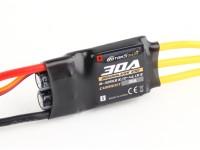 RotorStar 30A (2 ~ 4S) SBEC Brushless Drehzahlregler