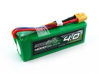 Multistar High Capacity 3S 4000mAh Multi-Rotor Lipo-Pack