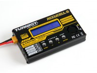 Turnigy Accucel-6 80W 10A Balancer / Ladegerät LiHV Capable
