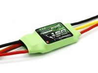 Turnigy Multistar 15A V2 ESC Mit BLHeli und 2A LBEC 2-3S