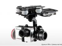 Quanum Q-3D-Brushless 3-Achsen Kameraausrichtung (geeignet für Nova, Scout X4, Phantom, QR X350 etc.)