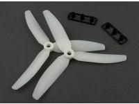 Gemfan Floureszierende Propeller 5x3. x (CW / CCW) (2 Stück)