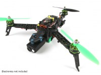Quanum Trifecta Mini faltbare Tricopter Frame (KIT)