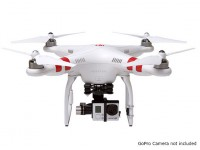 DJI Phantom 2 Quad Copter und ZENMUSE H3-3D 3-Achsen Gimbal Combo (Ready To Fly)