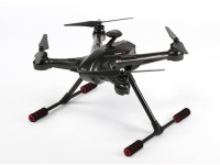 Walkera Scout X4 Luft Video Quadcopter w / 2,4-GHz-Bluetooth-Datenverbindung (B & F)