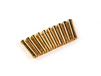 4mm Buchse auf 5mm Male Polymax Stecker-Adapter - 10pcs pro Beutel
