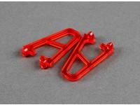 Fahrwerk für FPV250 V4 Ghost-Ausgabe Rot (2 Stück)