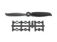 TGS Precision Faltpropellers 4.75x4.75 Schwarz (1pc)