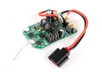FX070C 2,4 GHz 4CH Flybarless RC Hubschrauber Ersatz Control Board